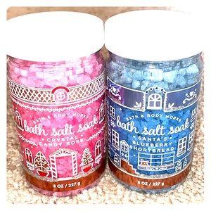 Bath Salt Soak x2